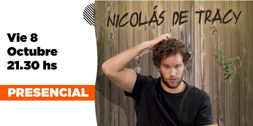 NICOLAS DE TRACY