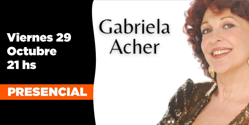 GABRIELA ACHER